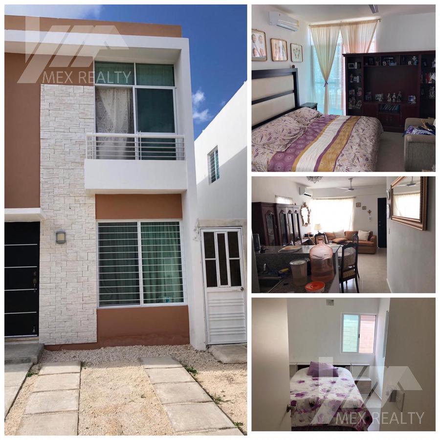 Foto Casa en Venta en  Cancún,  Benito Juárez  CASA EN VENTA, GRAN SANTA FE 3, SM 323, CANCUN, Q. ROO,  CLAVE BLAN42020