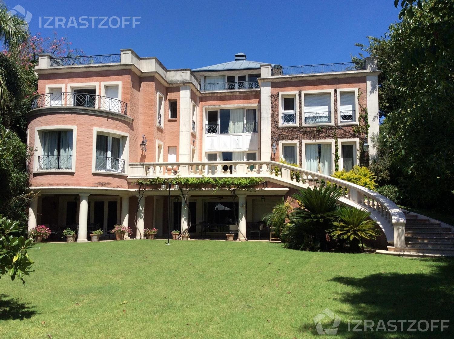 Casa-Venta-Beccar-Washington al 700
