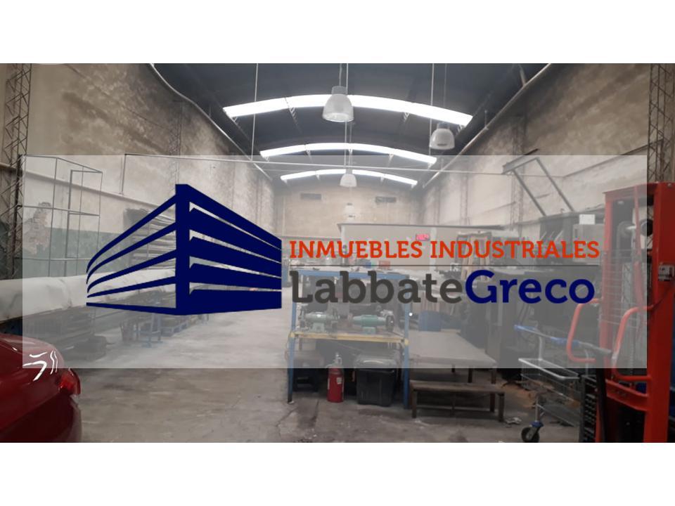 Foto Nave Industrial en Alquiler en  Villa Lynch,  General San Martin  Azcuenaga al 4000