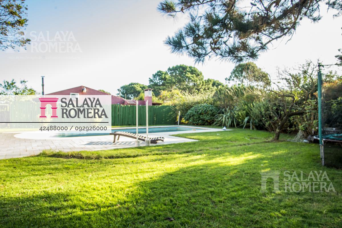 Foto Casa en Venta en  Solanas,  Punta Ballena  Casa - Solanas - 3 Dormitorios, piscina exterior