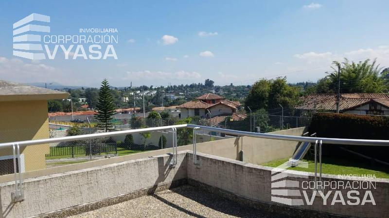 Foto Casa en Venta en  Cumbayá,  Quito  INTERVALLES CASA EN VENTA DENTRO DE CONJUNTO, 200 M2s