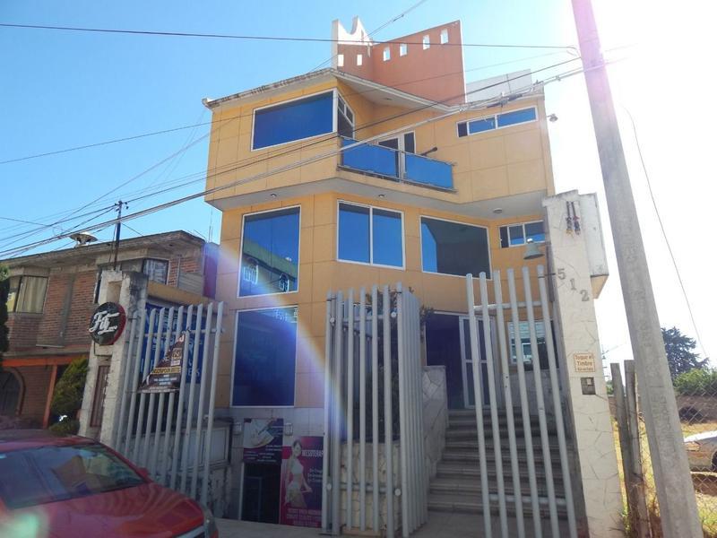 Foto Edificio Comercial en Venta en  San Lorenzo TepaltitlAn Centro,  Toluca  EDIFICIO EN VENTA UBICADO EN SAN LORENZO TEPALTITLAN, ESTADO DE MEXICO