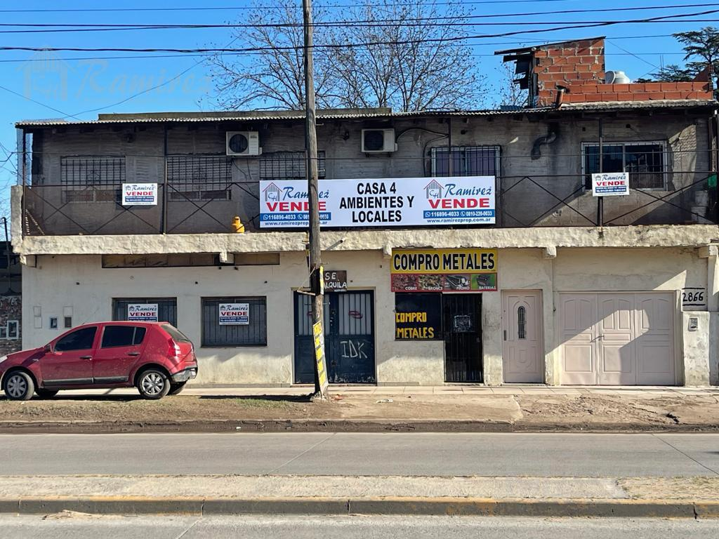Foto Local en Venta en  Moreno ,  G.B.A. Zona Oeste  Av Del Libertador al 3000
