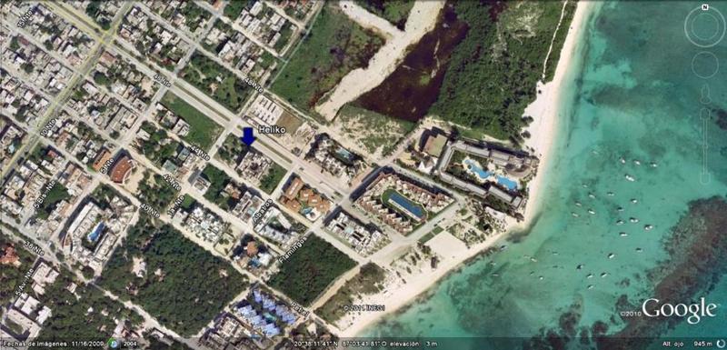 Foto Departamento en Renta en  Solidaridad,  Playa del Carmen  Departamento vacacional cerca de la Playa