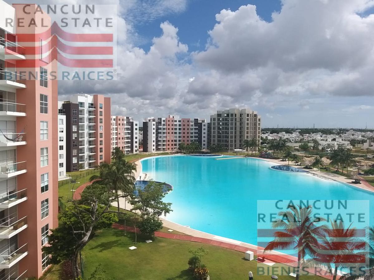 Foto Departamento en Venta en  Supermanzana 320,  Cancún  Dreams Lagoon venta
