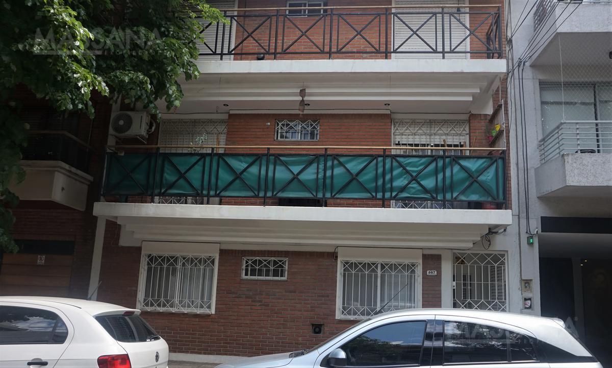 Foto Departamento en Venta en  Caballito ,  Capital Federal  Planes al 600