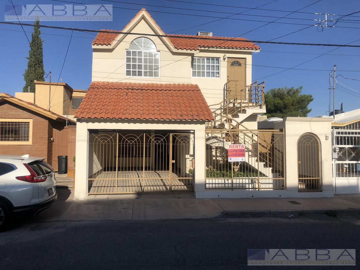 Foto Casa en Renta en  Chihuahua ,  Chihuahua  RENTA DE CASA UNA PLANTA EN FRACC VIRREYES