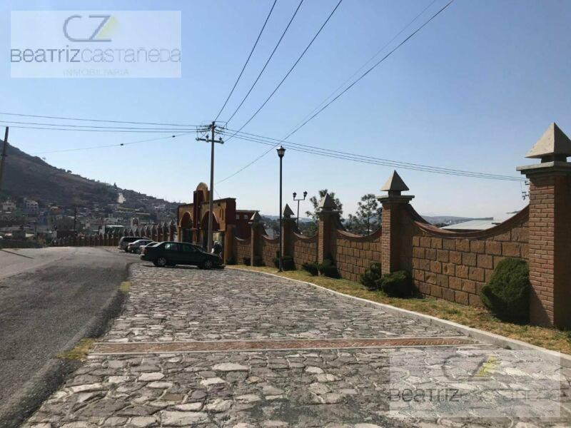 Foto Terreno en Venta en  Pachuca ,  Hidalgo  LOTES RESIDENCIALES, PEDREGAL DE HACIENDAS, PACHUCA HGO