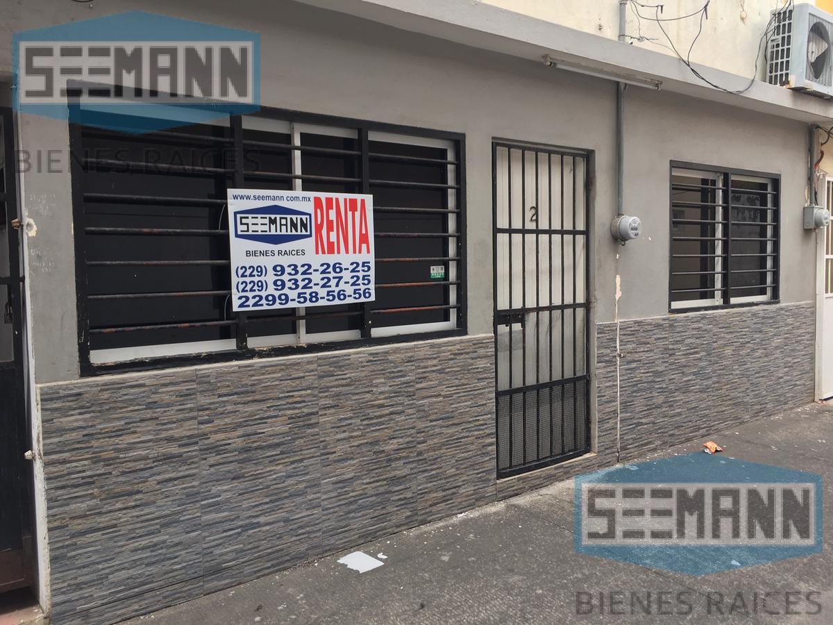 Foto Departamento en Renta en  Veracruz ,  Veracruz      Dir: Carlos Cruz # 279 Int 2, entre Allende y Nezahualcoyotl, Col. Centro, Veracruz