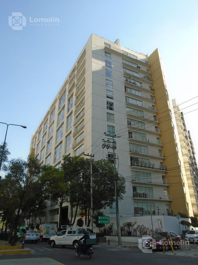 Foto Departamento en Renta en  Miguel Hidalgo ,  Distrito Federal  Moliere 451