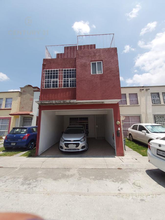 Foto Casa en condominio en Renta en  Hacienda del Valle,  Toluca  CASA EN RENTA EN HACIENDA DEL VALLE II