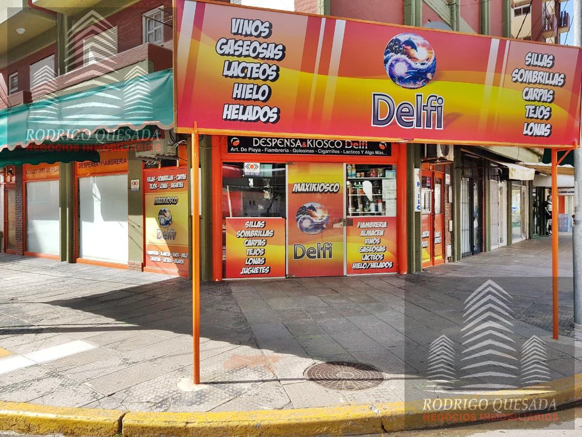 Foto Local en Venta en  San Bernardo Del Tuyu ,  Costa Atlantica  DOS LOCALES EN ESQUINA. FINANCIADOS!