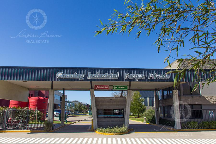 Foto Nave Industrial en Alquiler en  Polo Industrial Ezeiza,  Canning  Perito Moreno al 800