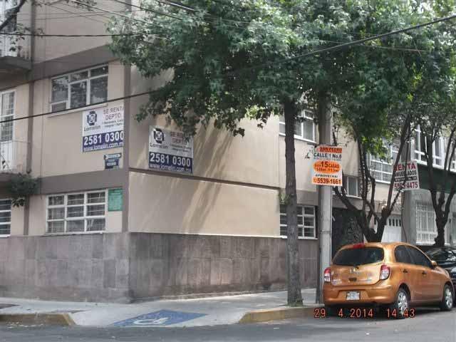 Foto Departamento en Renta en  Napoles,  Benito Juárez  Kansas 98 - 5