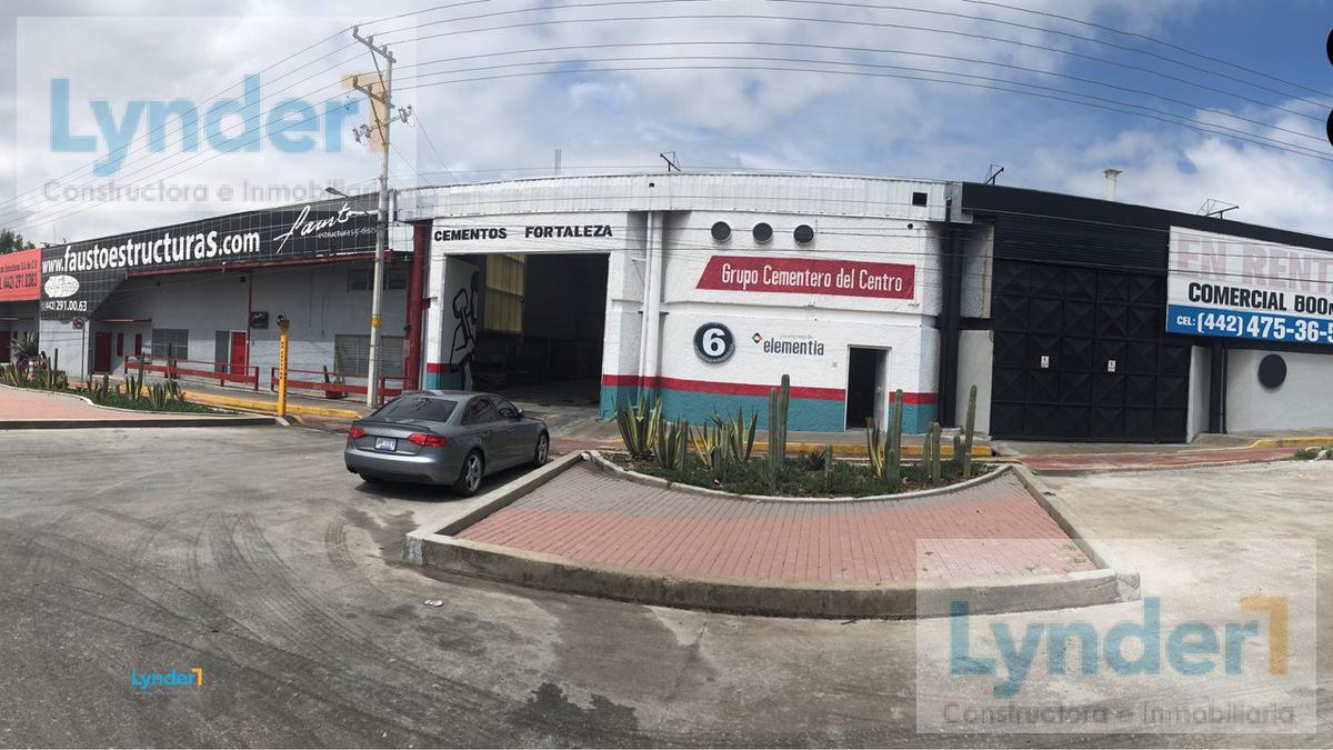 Foto Bodega en Renta en  Querétaro ,  Querétaro   BODEGA COMERCIAL EN RENTA SOBRE PASEO DE LA REPÚBLICA, SANTA ROSA JÁUREGUI, QUERÉTARO
