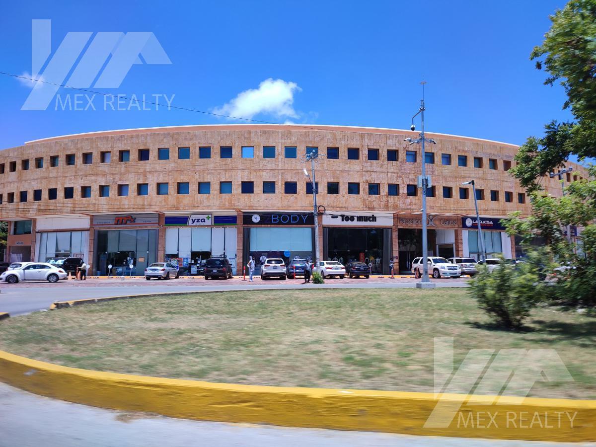 Foto Oficina en Venta en  Supermanzana 19,  Cancún  Pent-house en Venta, Plaza Pabellón Caribe, Cancún, Q. Roo, Clave CESA6