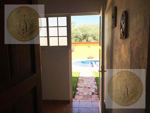 Foto Casa en Venta en  Fraccionamiento Residencial Haciendas de Tequisquiapan,  Tequisquiapan  Excelente inversión