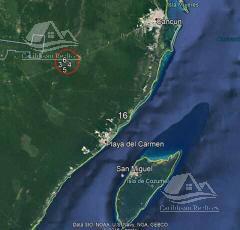 Foto Terreno en Venta en  Leona Vicario,  Puerto Morelos  Terreno en Venta en Cancun/Leona Vicario