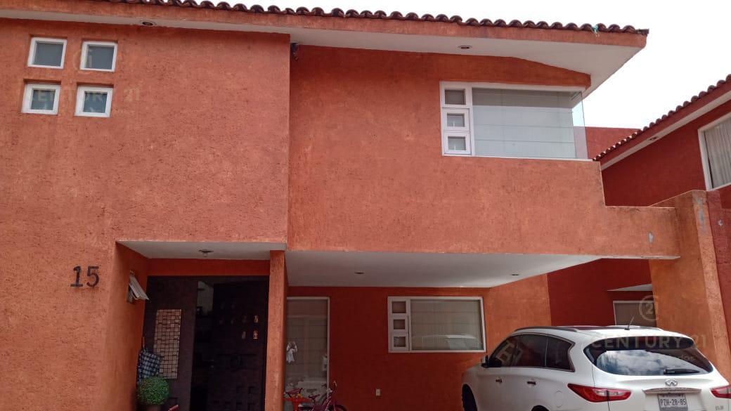 Foto Casa en condominio en Renta en  Altavista,  Metepec  CASA EN RENTA EN RESIDENCIAL ALTA VISTA