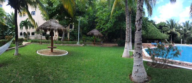 Foto Departamento en Renta en  Zona Hotelera,  Cancún  Departamento en Villas Tropical