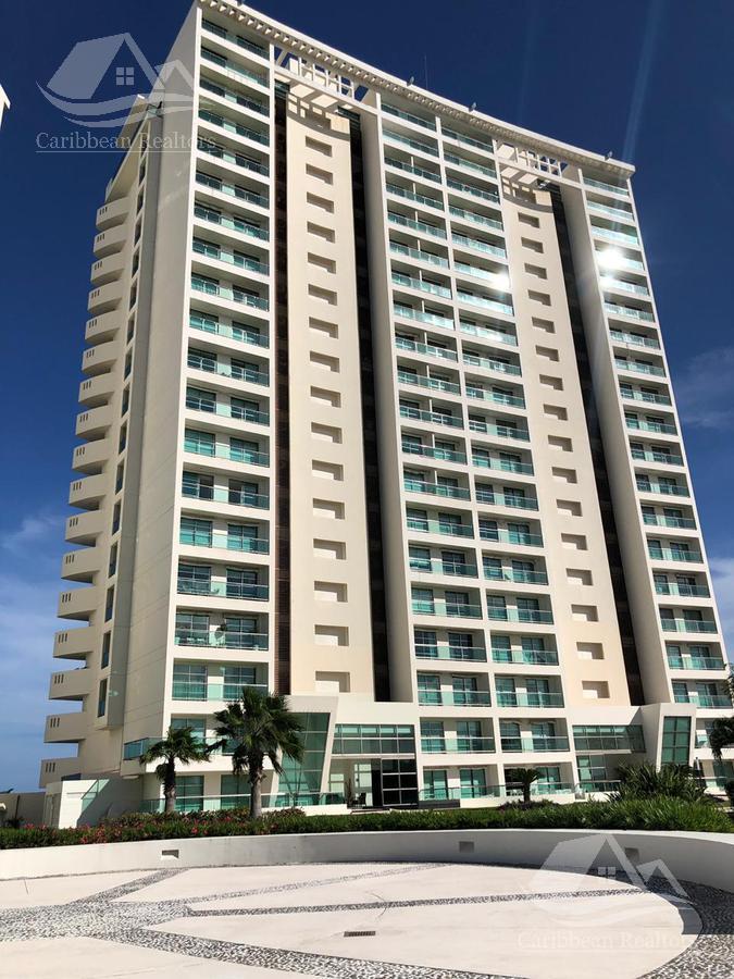 Foto Departamento en Renta en  Novo,  Cancún  Departamento en Renta en Cancun/Puerto Cancun/Novo/Torre Boreal