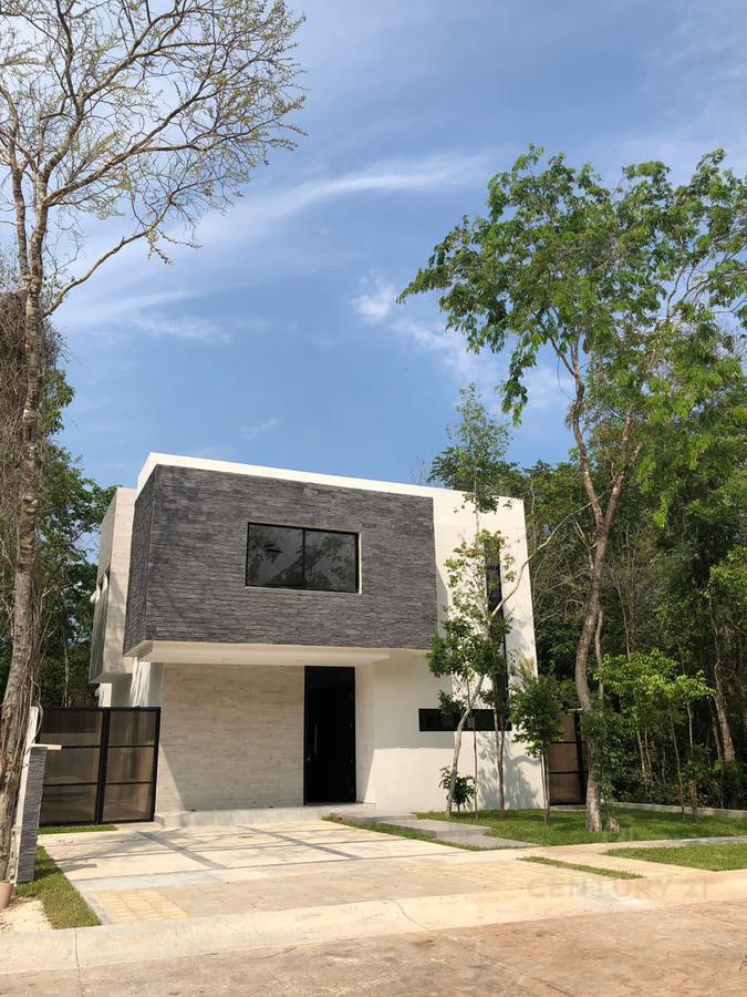 Foto Casa en Venta en  Solidaridad ,  Quintana Roo  SENDEROS DE MAYAOBA CASA EN VENTA C2512