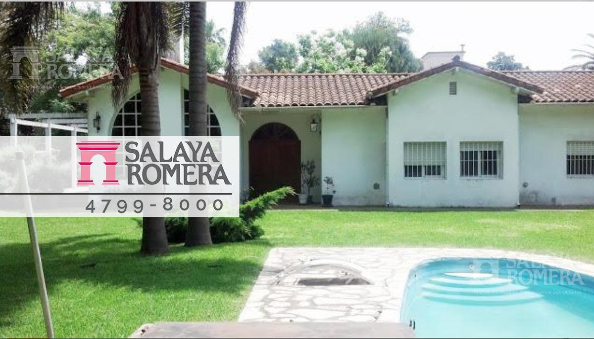 Foto Casa en Venta en  San Miguel,  San Miguel  charlone al 3100