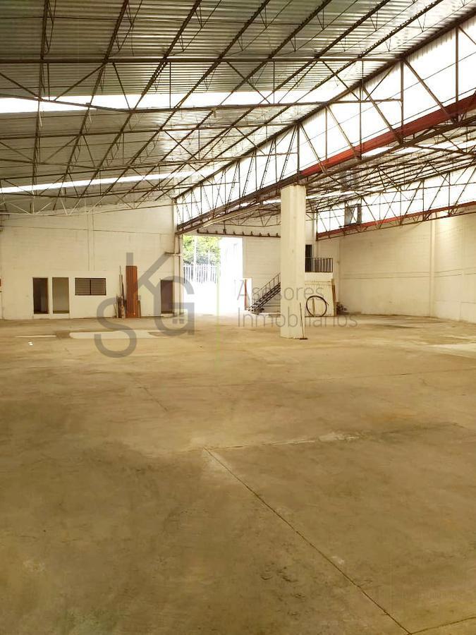 Foto Bodega Industrial en Renta en  Industrial Alce Blanco,  Naucalpan de Juárez  SKG Asesores Inmobiliarios Renta Bodega en Fraccionamiento Alce Blanco,