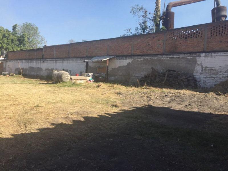 Foto Terreno en Venta en  Ejido San Jose Del Castillo,  El Salto  Terreno Venta Zona Industrial El Salto $2,000,000 A257 E1