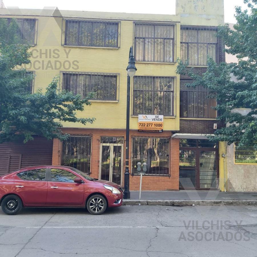Foto Edificio Comercial en Venta en  La Alameda,  Toluca  EDIFICIO EN VENTA  EN BARRIO DE LA MERCED (LA ALAMEDA)
