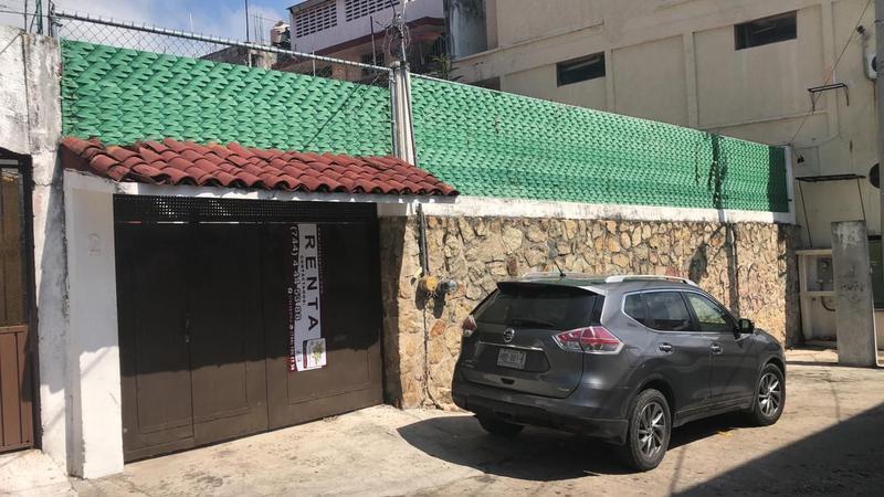 Foto Casa en Renta en  Acapulco de Juárez Centro,  Acapulco de Juárez  Casa Zocalo
