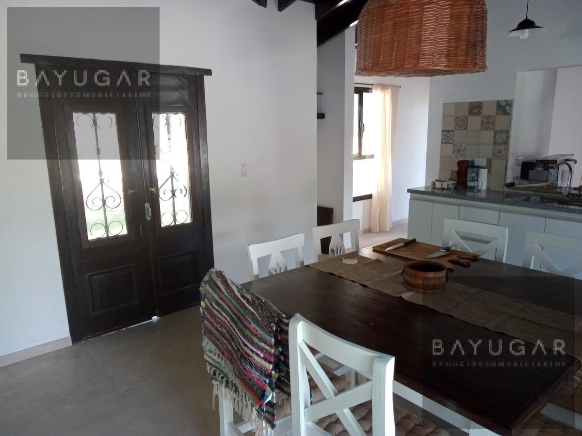 Foto Casa en Alquiler temporario en  Santa Catalina,  Countries/B.Cerrado (Lujan)  Barrio Santa Catalina