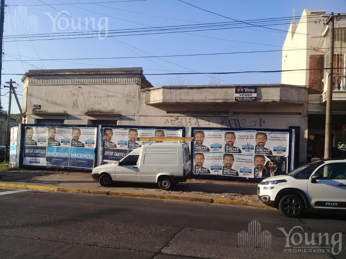 Foto Terreno en Venta en  Quilmes ,  G.B.A. Zona Sur  yrigoyen y castelli