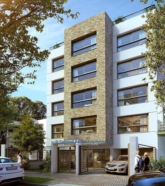 Foto Apartamento en Venta en  Pocitos Nuevo ,  Montevideo  Apartamento monoambiente en venta en Pocitos Nuevo