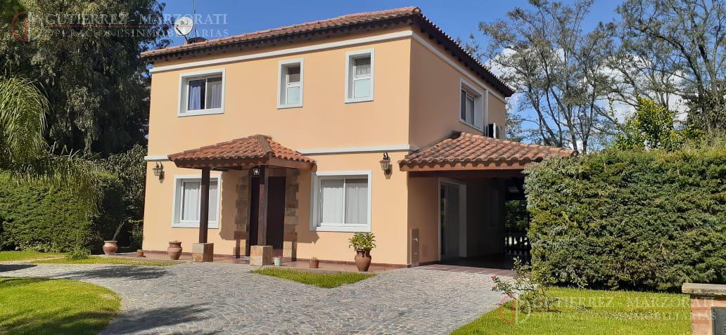 Foto Casa en Alquiler temporario en  El Aromo,  Countries/B.Cerrado (Escobar)  EL AROMO