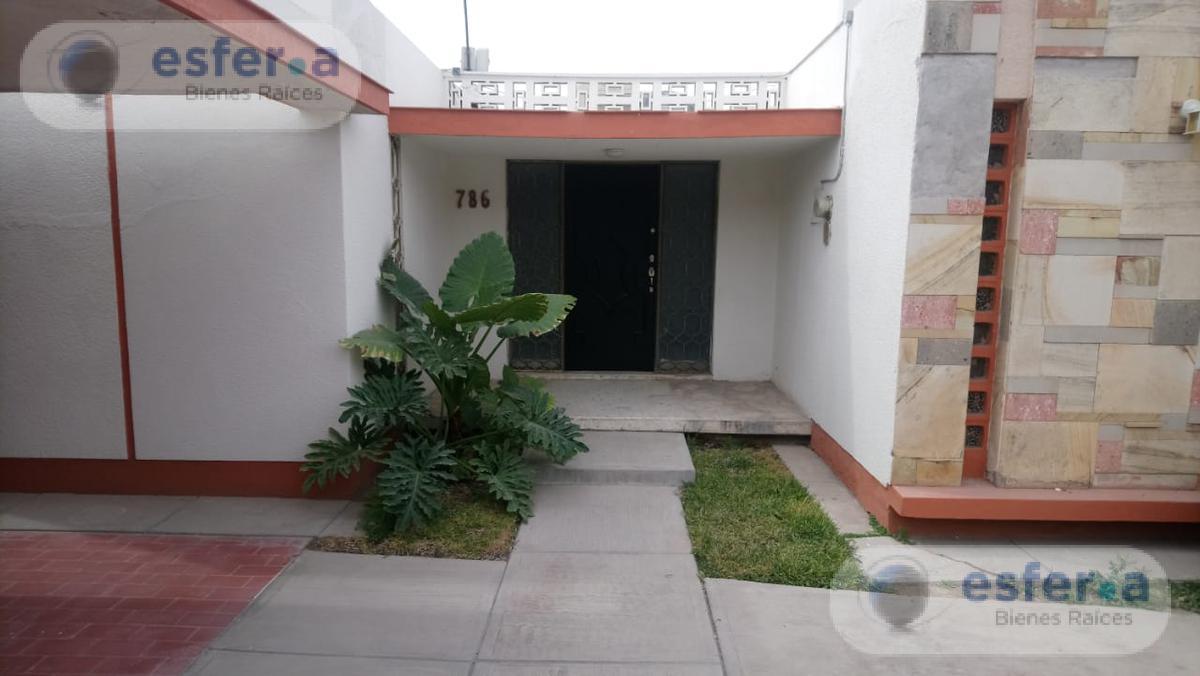 Foto Casa en Renta en  Torreón Jardín,  Torreón  Casa en Renta en Torreón Jardín