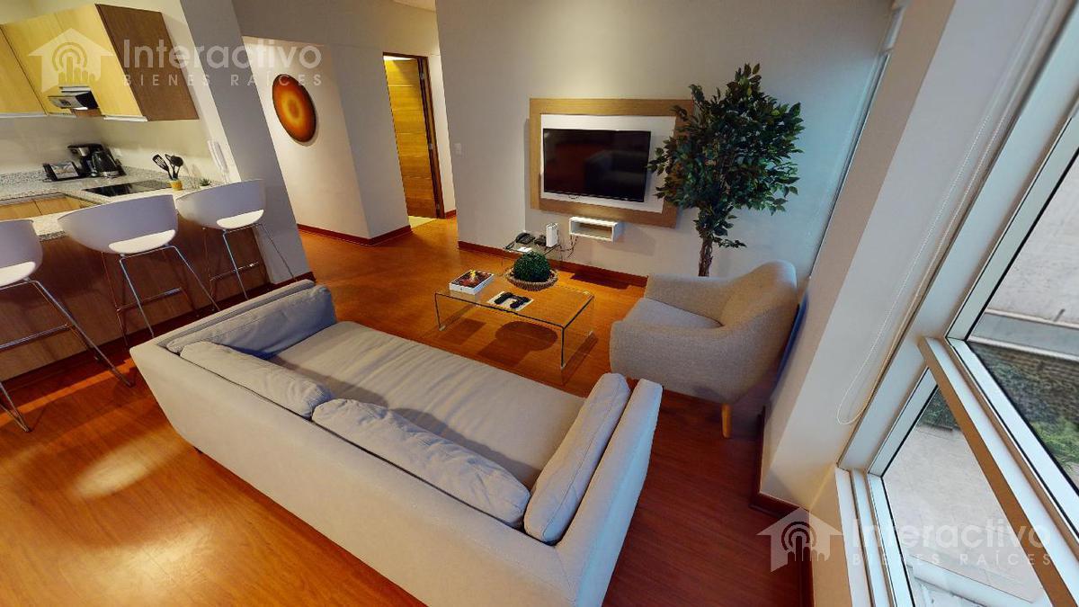 Foto Departamento en Alquiler en  Miraflores,  Lima  Moderno dpto en 3er piso amoblado y equipado