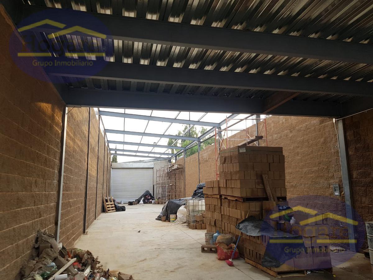 Bodega comercial en renta zona Norte León Gto