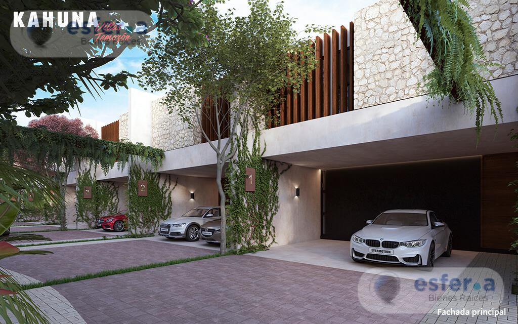 Foto Casa en Venta en  Pueblo Temozon Norte,  Mérida  Kahuna Villas Temozo?n Nte