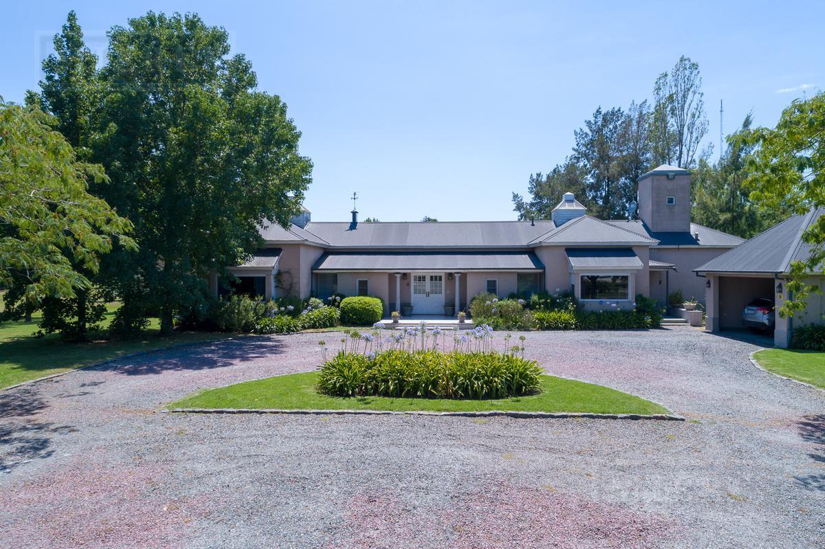 Casa de 466 mts. en Farm Club
