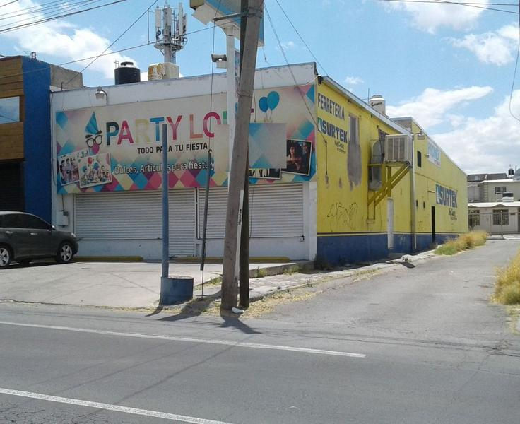 Foto Local en Renta en  Lomas del Sol,  Chihuahua  Local Renta Av. Francisco Villa $37,000 + IVA Albmar ECA1