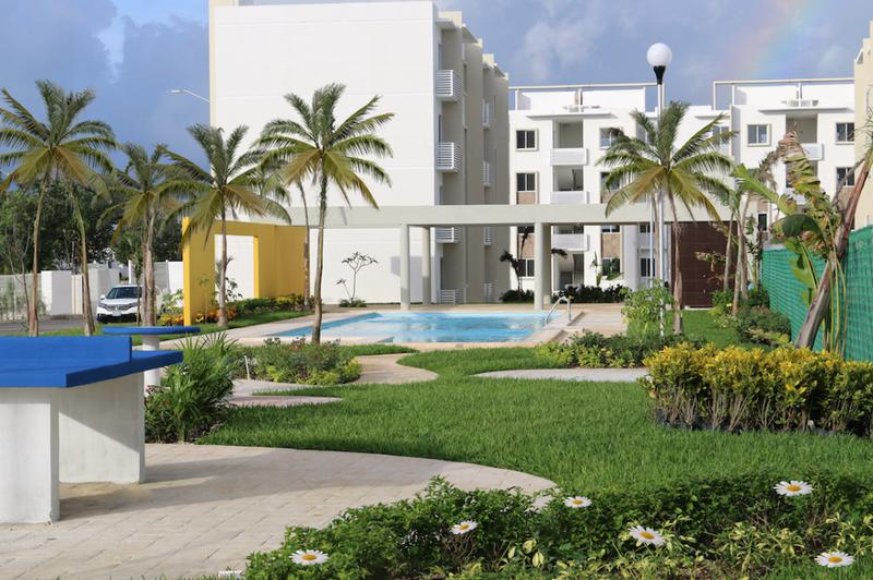 Foto Departamento en Renta en  Playa del Carmen ,  Quintana Roo  DEPTO. CEDRO 2 REC. - PLAYA DEL CARMEN