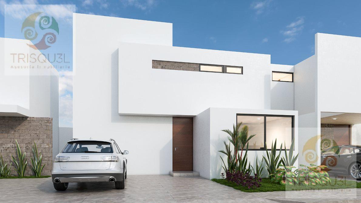 Foto Casa en condominio en Venta en  Conkal ,  Yucatán   Otavia casa en venta Privada (Mod 140) Conkal, Mérida Yucatán