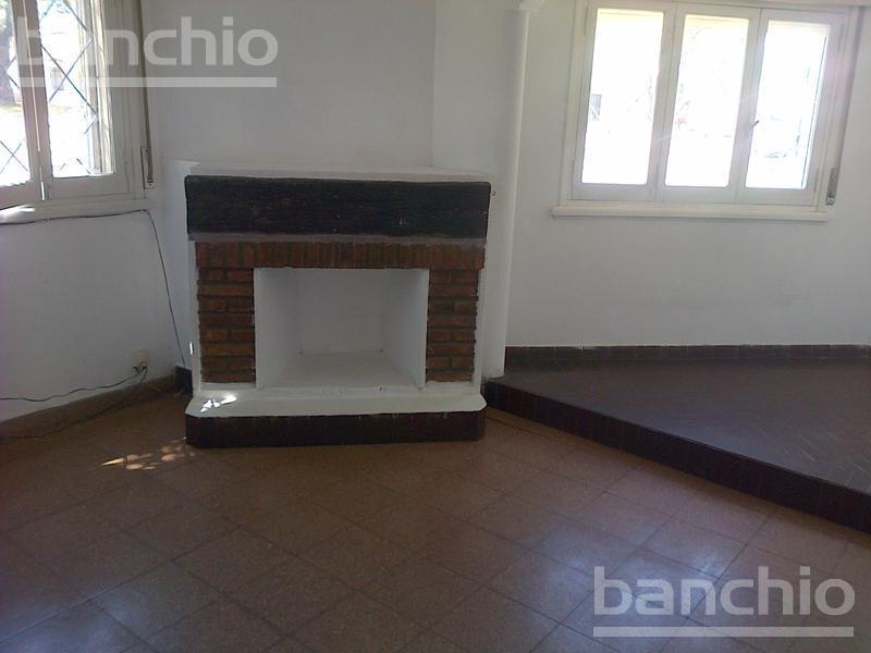 FRAGA al 600, Rosario, Santa Fe. Alquiler de Casas - Banchio Propiedades. Inmobiliaria en Rosario