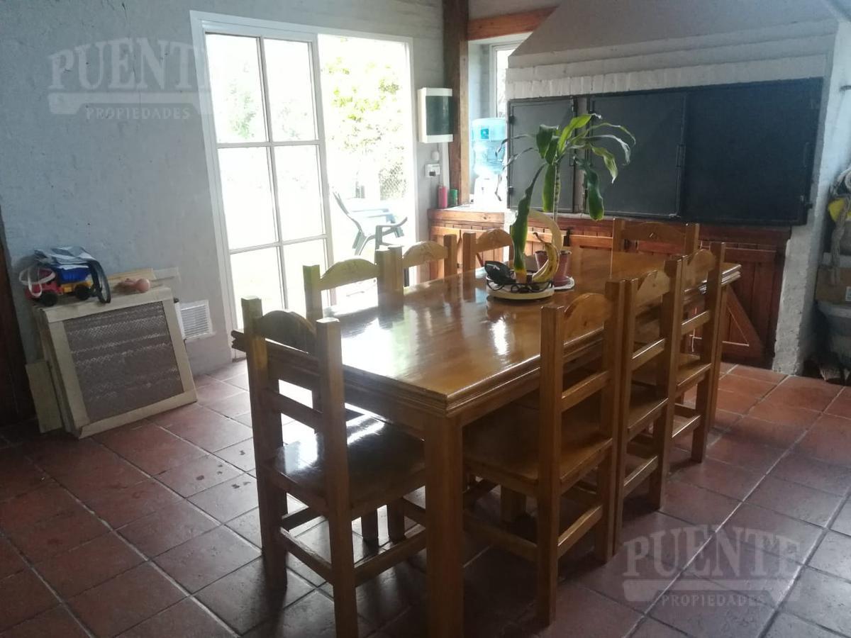 Foto Casa en Alquiler temporario en  Campos De Echeverria,  Countries/B.Cerrado (E. Echeverría)  Campos de Echeverria
