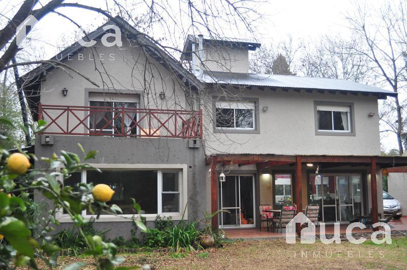 Foto Casa en Venta en  La Bota,  Ingeniero Maschwitz  VENTA/ALQ VERANO  | EXCELENTE CASA c/Jardin y Pileta