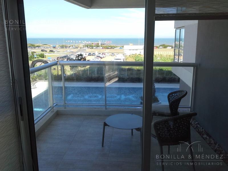 Foto Apartamento en Alquiler temporario en  Playa Brava,  Punta del Este  Avenida del Mar y Rambla Lorenzo Batlle Pacheco