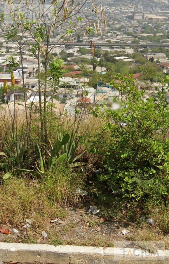Foto Terreno en Venta en  Monterrey ,  Nuevo León  TERRENO EN VENTA FRACC. LOMAS MODELO, MONTERREY,N.L.