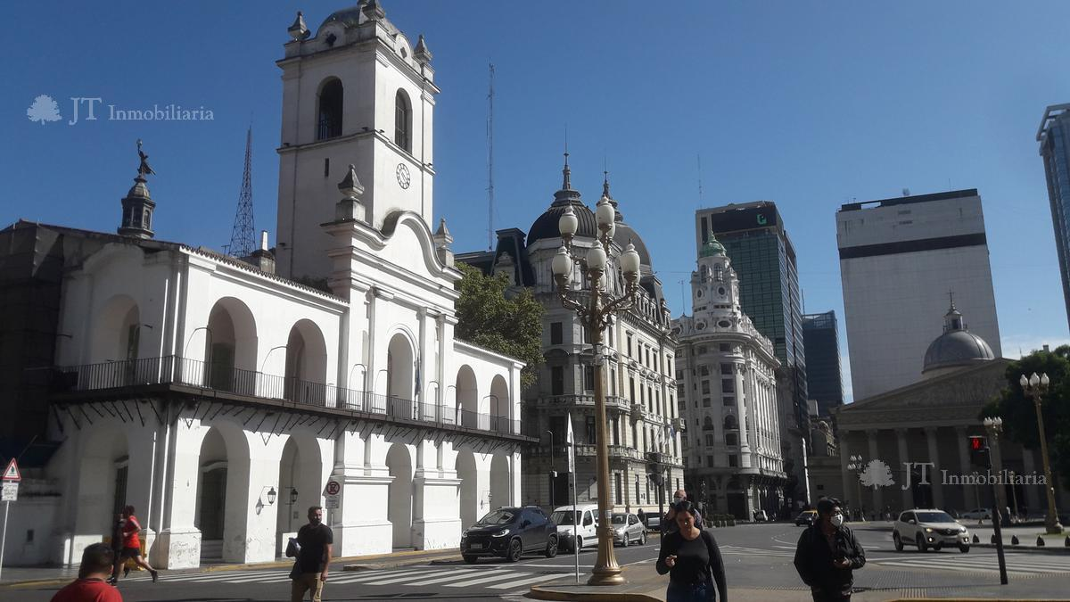 Foto Oficina en Alquiler en  Centro (Capital Federal) ,  Capital Federal  Bolivar 226 2º E