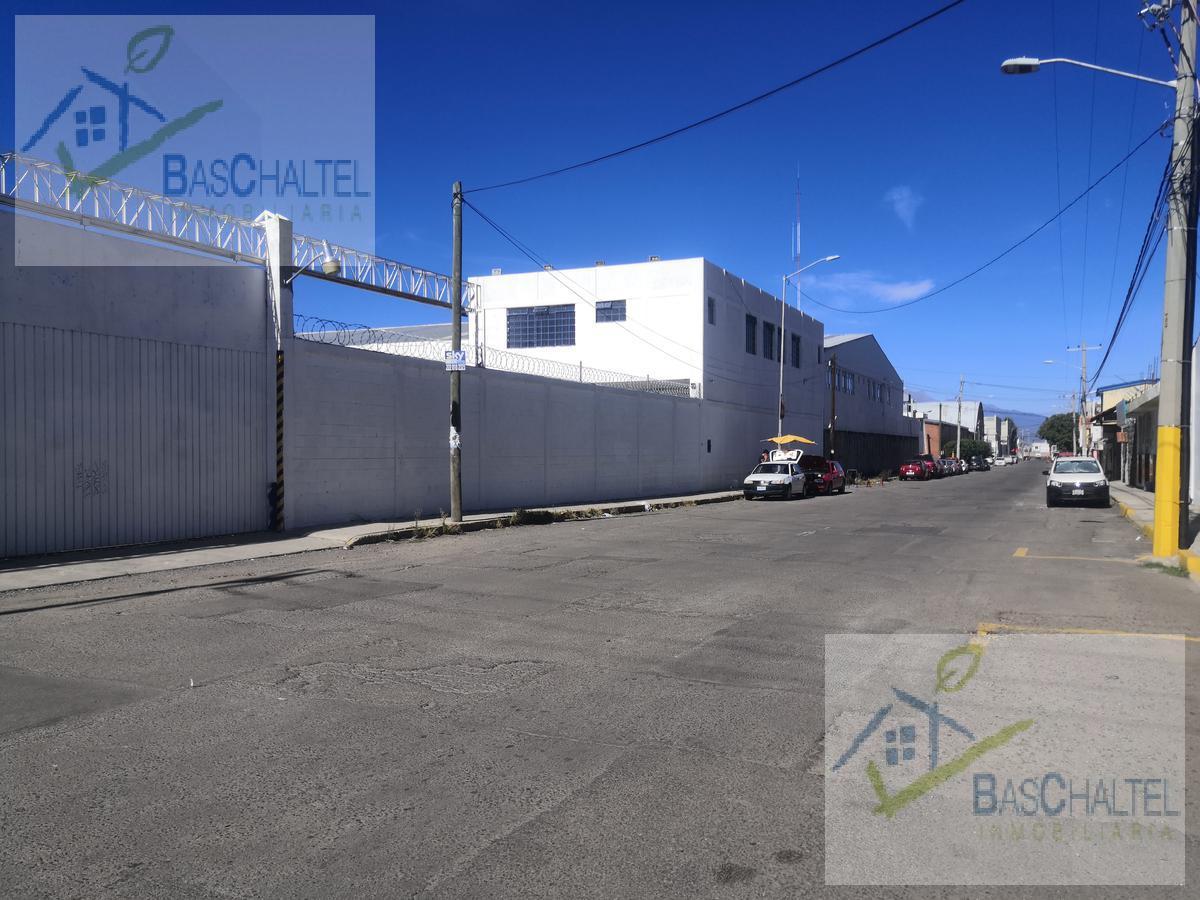 Foto Bodega Industrial en Renta |  en  Puebla de Zaragoza ,  Puebla  Puebla de Zaragoza